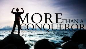 more than a conqueror