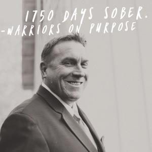 1750 Days Sober
