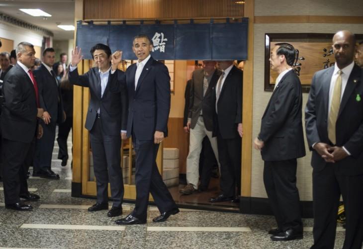 Obama in Japan