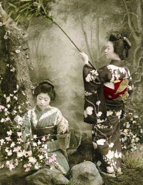 Ancient Japan photos
