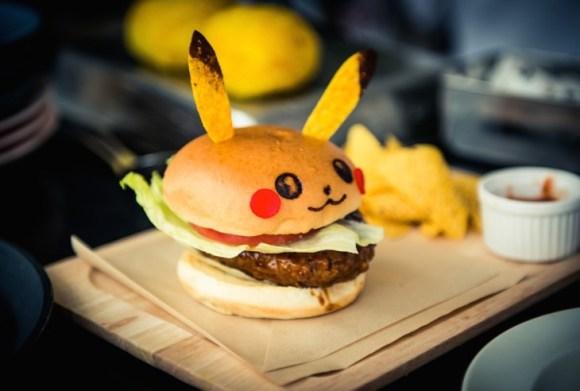 Pokémon Coffee Shop at Roppongi Hills