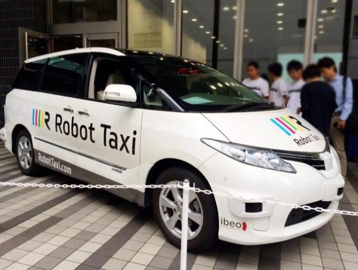 robottaxi