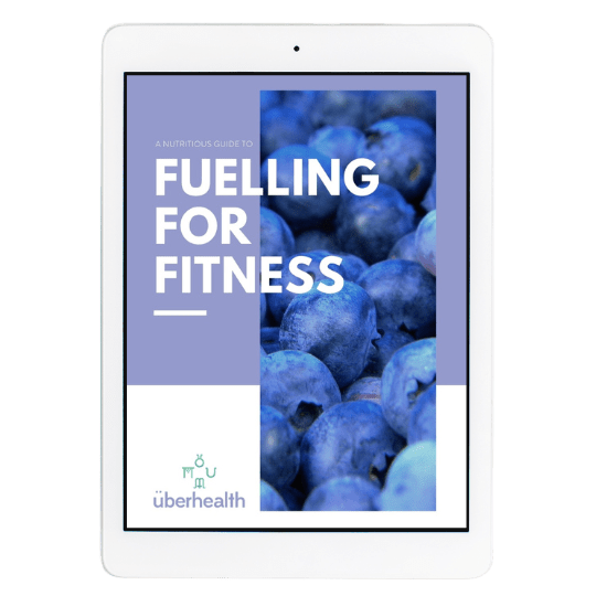 Fuelling for Fitness Ebook