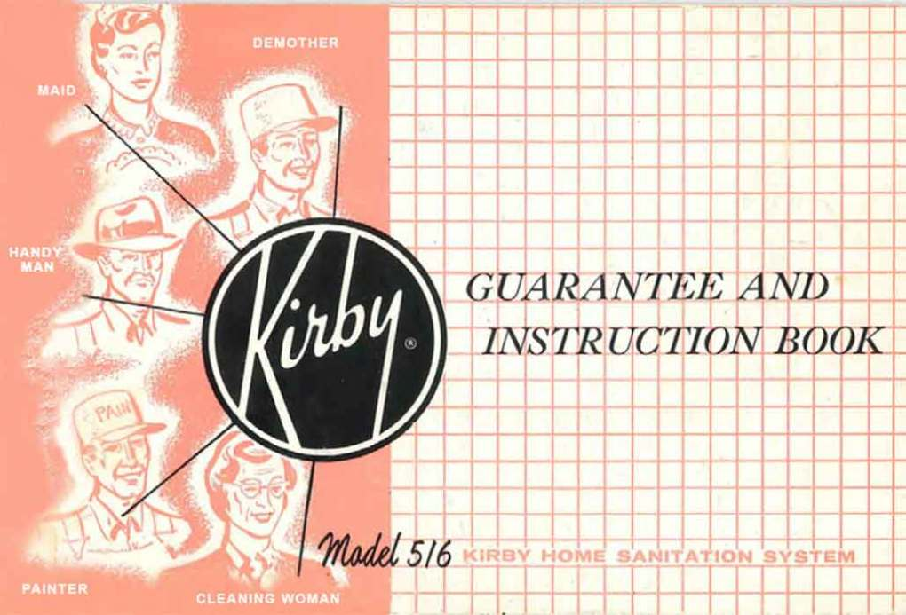 Download the Kirby Model 516 Owner Manual.