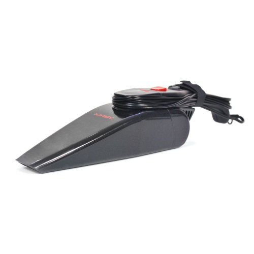 The Kirby Split Second III portable car vacuum to easily clean car interior, seat cushions, upholstery and more using this powerful hand vacuum.