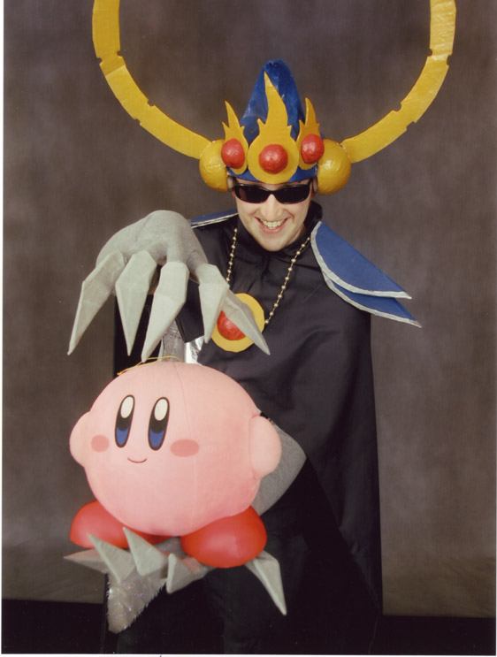 Person Who Made Kirby