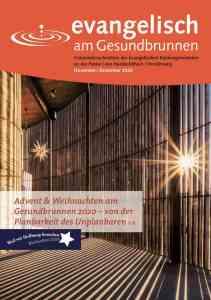 Gemeindeblatt 2020