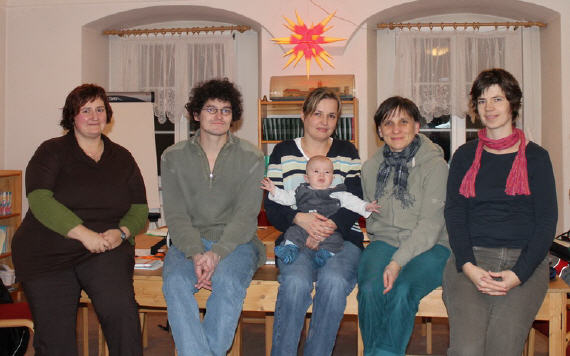 Kindergottesdienstkreis bernstadt