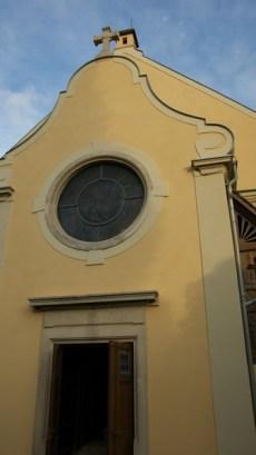 Kapelle Bernstadt - nach außen 6