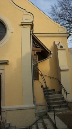 Kapelle Bernstadt - nach außen 7