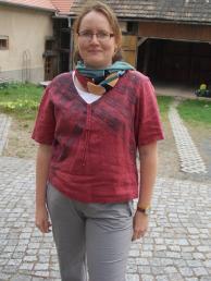 Gemeindepädagogin Manuela Stöcker