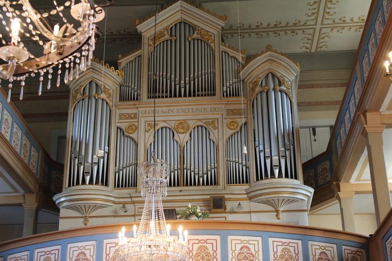 Orgelweihe Sohland
