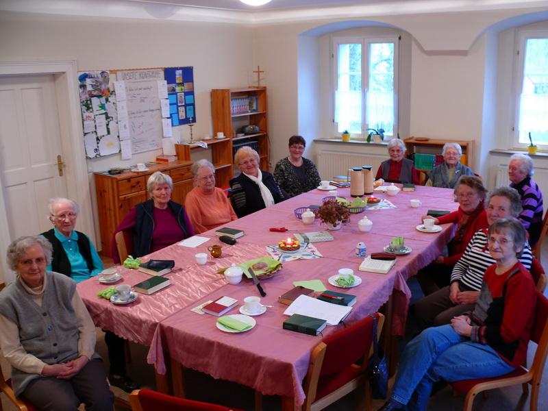 Frauenkreis Bernstadt 2016