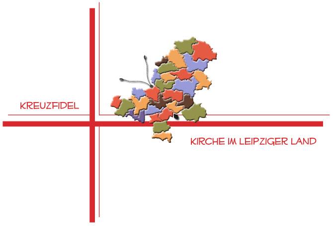 Logo des Ev.-Luth. Kirchenbezirks Leipziger Land