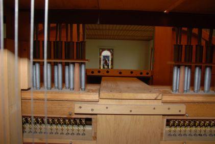 Orgelrevision Frühjahr 2010