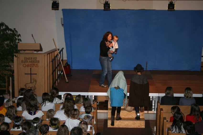 Promiselandgottesdienst 2012