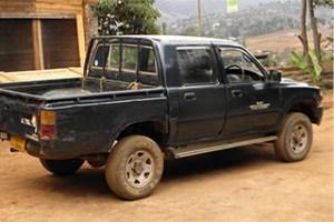 Ökumene Tansania Auto Superintendent