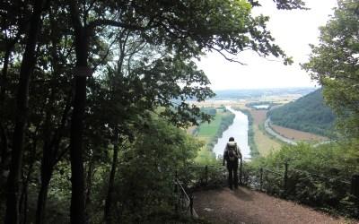 Beginn der Pilgersaison: Sigwardsweg in zehn Tagestouren