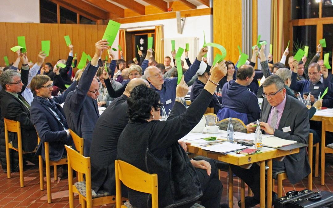 Herbstsynode des Evangelischen Kirchenkreises Minden tagte zum Thema Finanzen