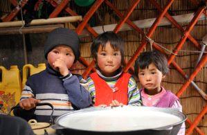 La Kirghizie, le Kirghizistan en Famille