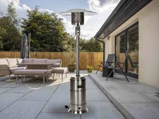 outdoor patio gas heaters for rent in