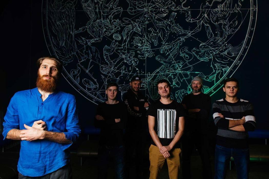обложка музыкального альбома фотосессия в Киеве