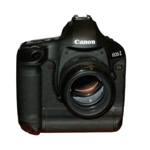 фотоаппарат Canon EOS-1Ds Mark III