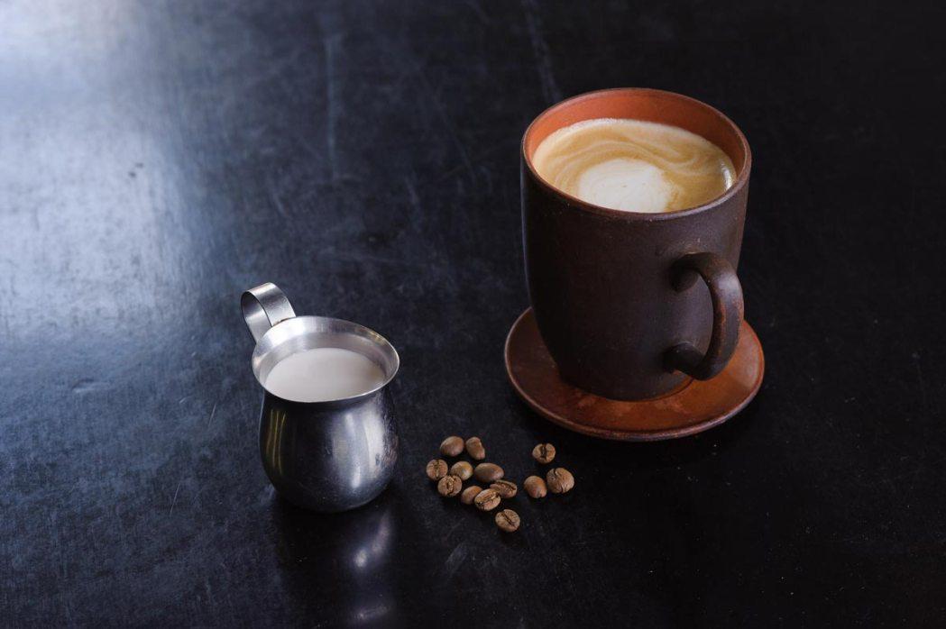 Кофе с соевым молоком