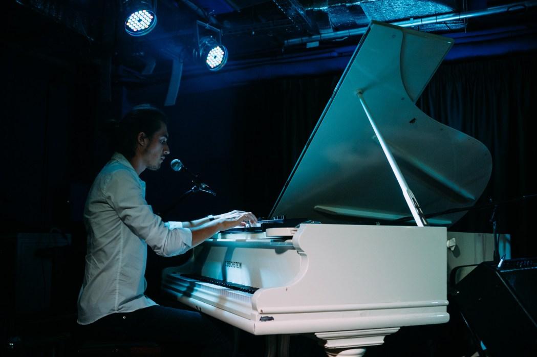 Клавишник One Planet Orchestra