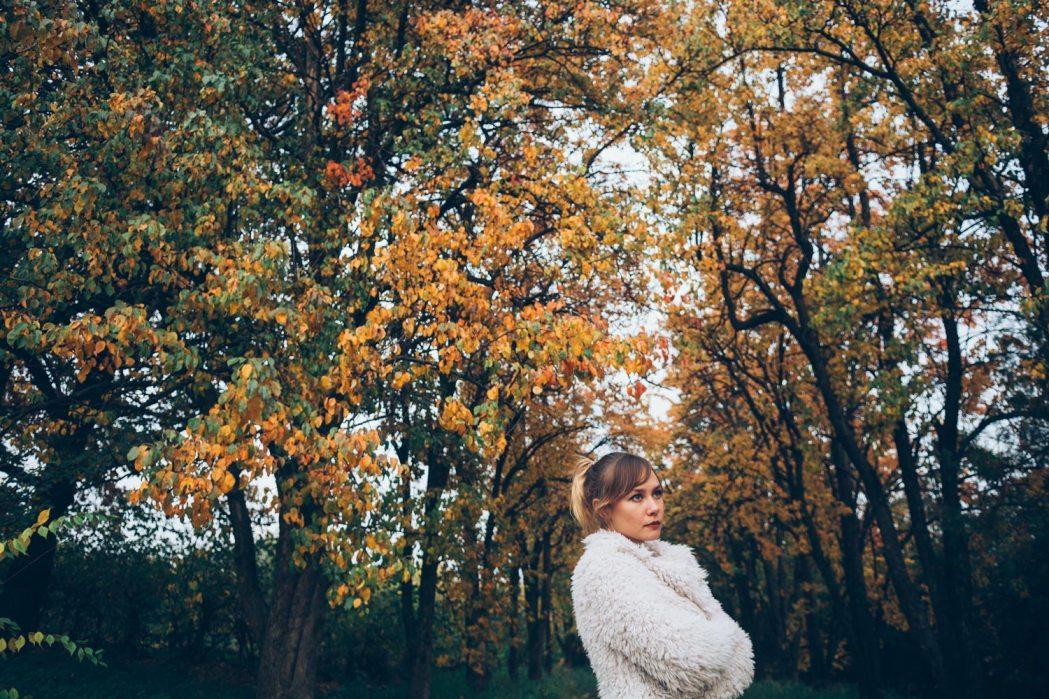 Осенняя фотосессия Киев Ботанический сад