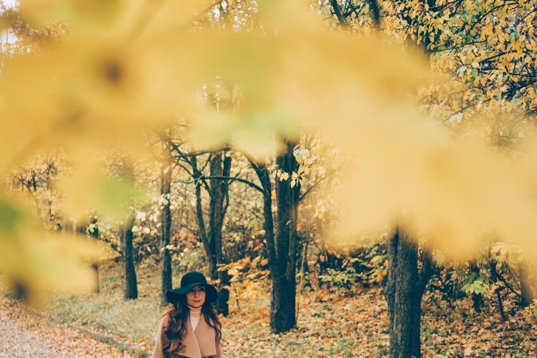 Идеи для фотосессии в парке