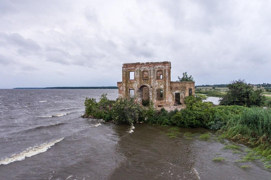 Церковь святого ильи цыбли