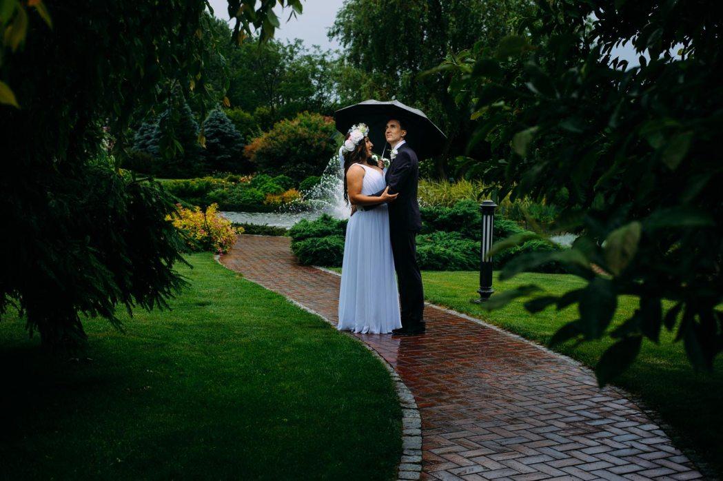 что делать если на свадьбу пошел дождь