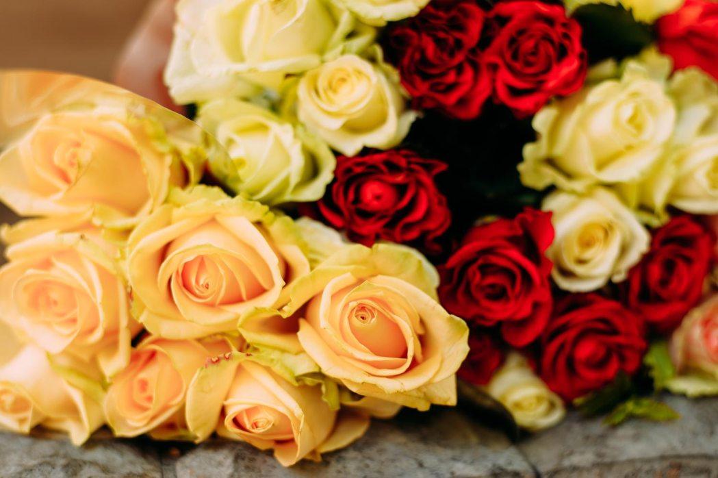 Свадебный цветы