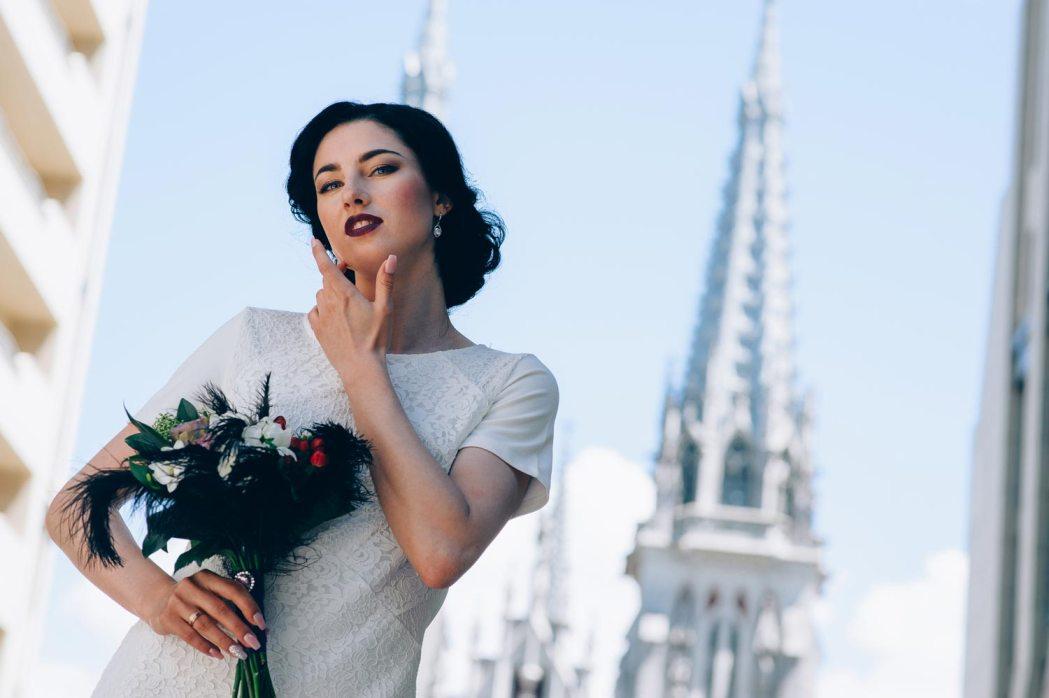 Николаевский костел свадьба