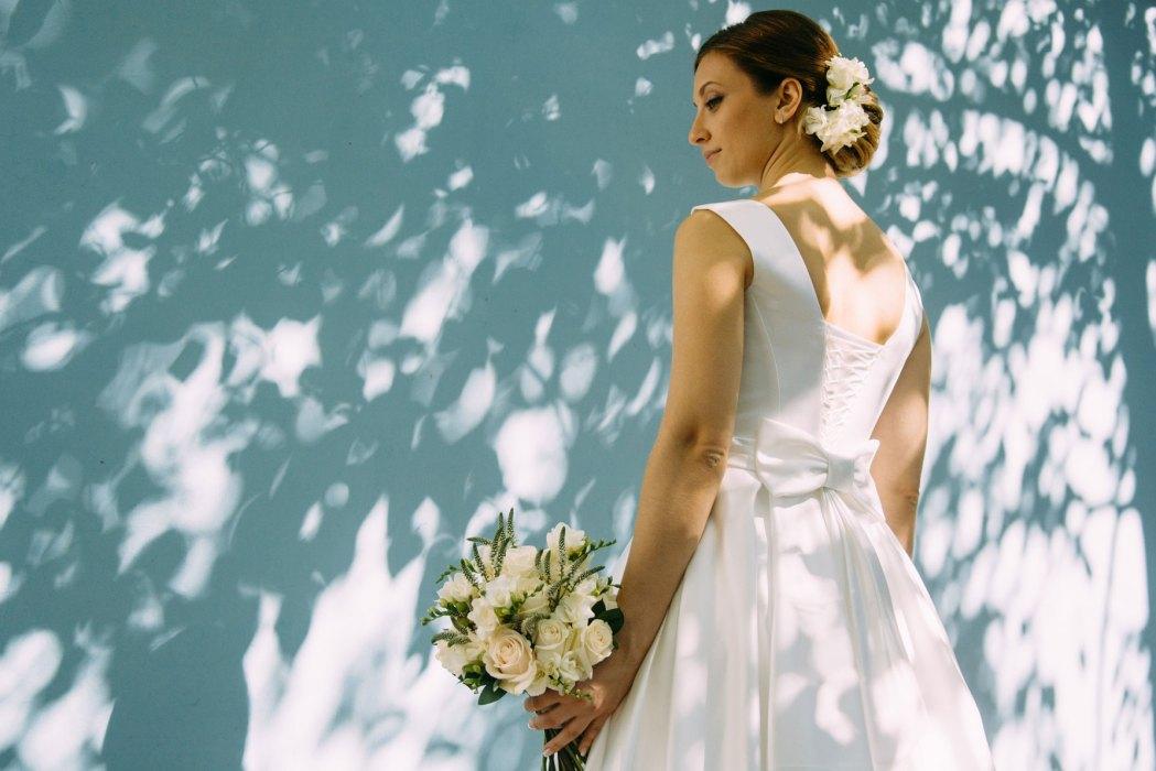 Свадебная фотосессия на Владимирской горке
