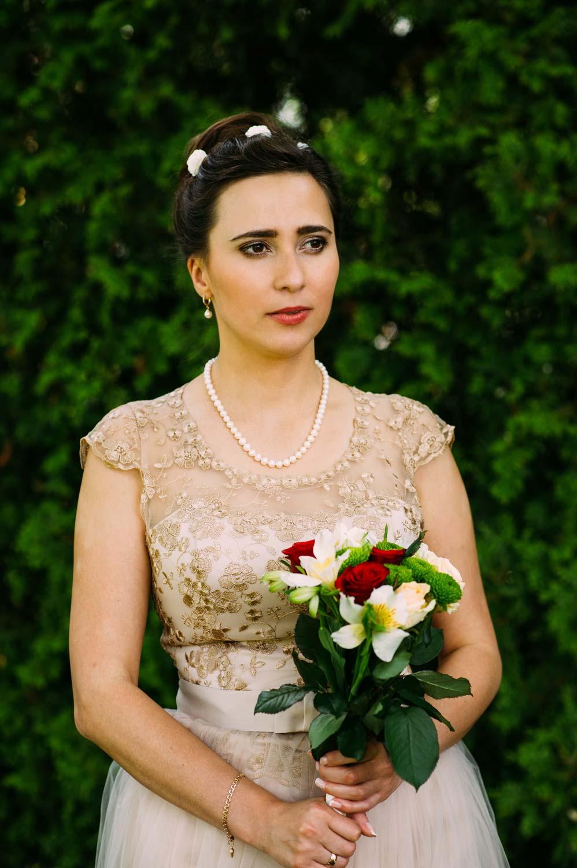 Свадебное фото в Межигорье