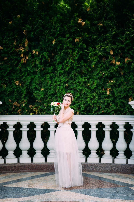 Свадебная фотография в Межигорье