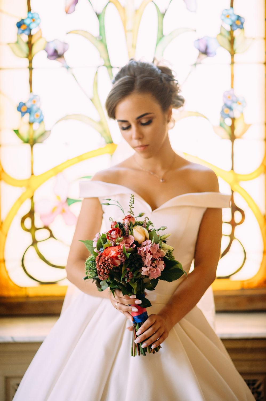 Свадебный букет свадебный фотограф Киев