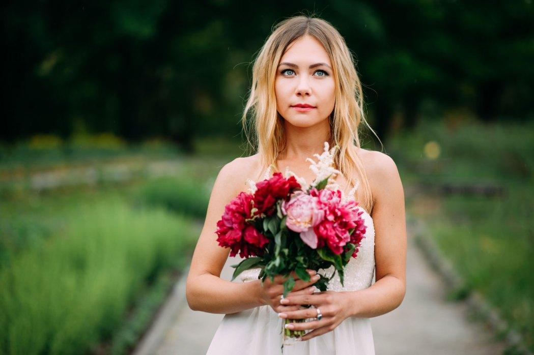 Свадебный букет в Киеве