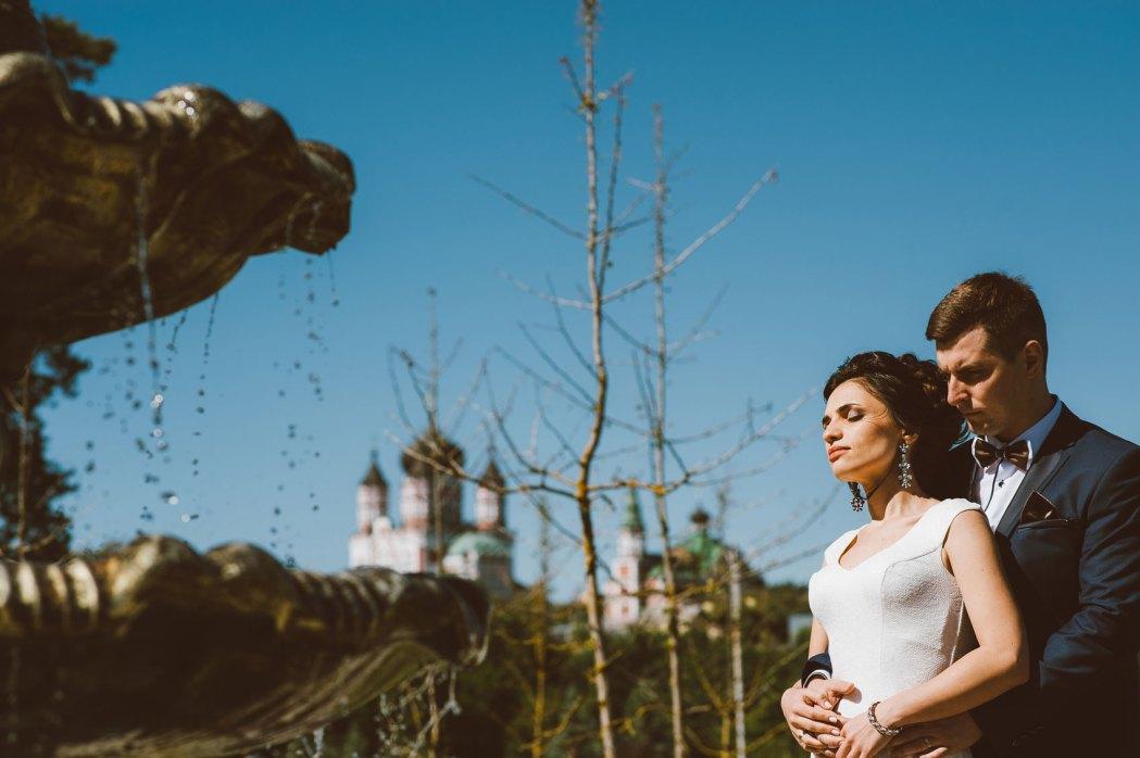 wedding photographer bride and groom