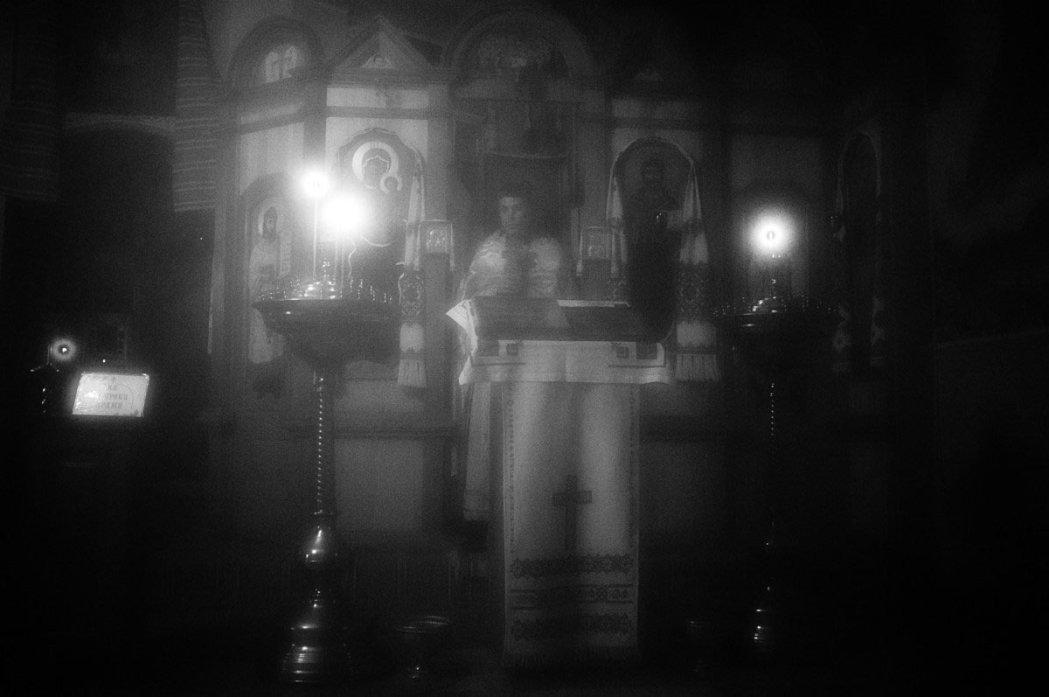 Фотопроект о церкви фотограф Кирилл Тигай