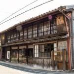 旧東海道赤坂宿「大橋屋」再建不可