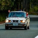 全日本ラリー選手権最終戦「新城rally2018」初日