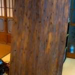 杉板DIYの続き