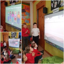 Learning Polish in P2