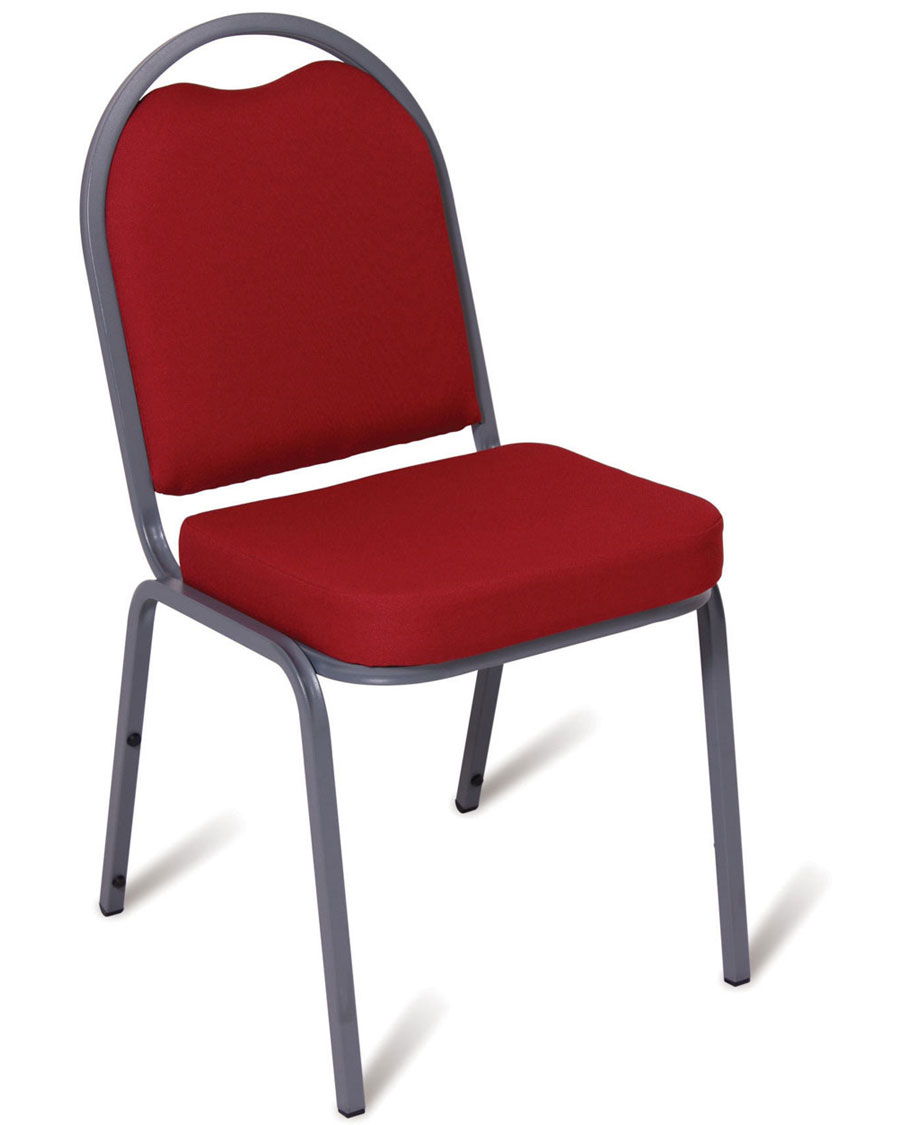 Coronet Deluxe Seat Stacking Banquet Chair