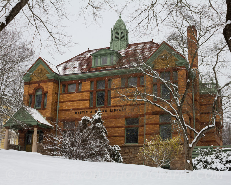 Mystic Noank Library