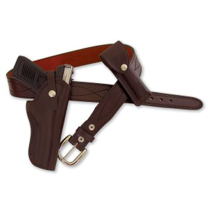 Kirkpatrick Leather Camper holster for the 1911