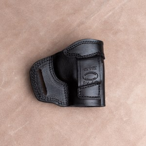 Kirkpatrick TSS OWB holster for the Beretta PX4 Subcompact backside